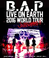 「B.A.P LIVE ON EARTH 2016 WORLD TOUR JAPAN AWAKE!!」 [Blu-ray]