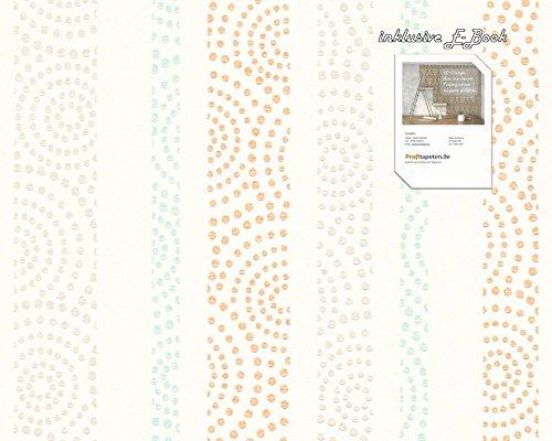 Tapete 327652 Kollektion Esprit 12 inklusive E-Book,Grau, Natur, Grafik, Modern, Streifen, A.S. Création, Vinyltapete 32765-2