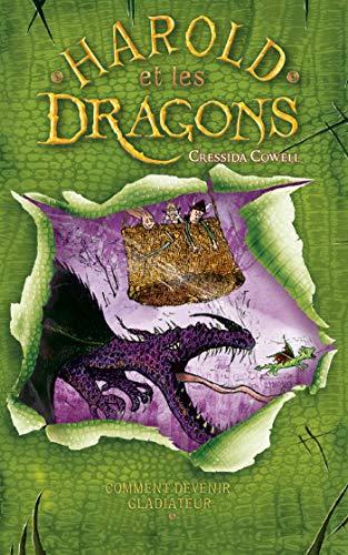 Harold et les dragons - Tome 3 - Comment devenir gladiateur