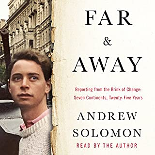 Far and Away audiobook cover art