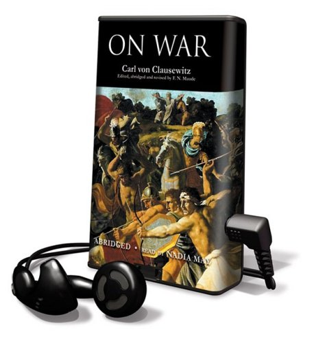 On War (Playaway Adult Nonfiction)