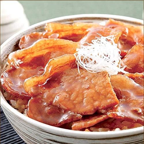北海道産 豚ロース使用 豚丼 8食セット (たれ付き) 十勝 帯広 名物 北海道 グルメ 肉の山本 お取り寄せ
