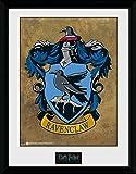 Harry Potter 1art1 Ravenclaw-Wappen Gerahmtes Bild Mit