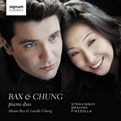 Alessio Bax & Lucille Chung