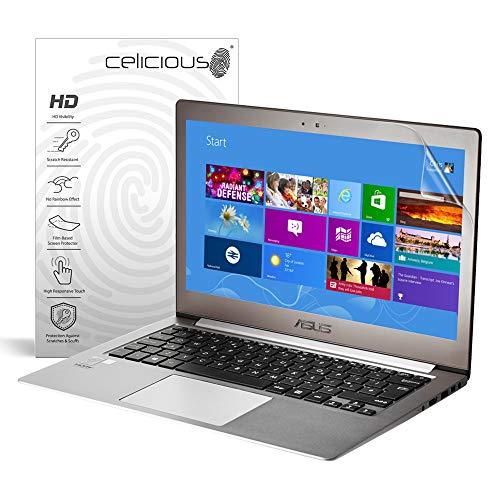 Celicious Vivid Unsichtbare, Glatte HD-Bildschirmschutzfolie, die mit dem Asus ZenBook UX303LA kompatibel ist [2er Pack]