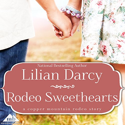 Rodeo Sweethearts audiobook cover art
