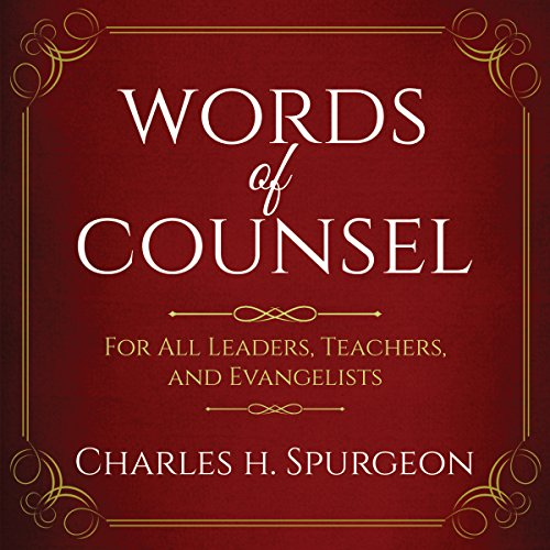 Words of Counsel (Updated Edition) audiobook cover art