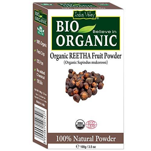 Indus Valley Bio Organic Reetha Obstpulver