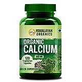 Himalayan Organics Organic Calcium Complex - Best Whole Food Supplement for Bone Health