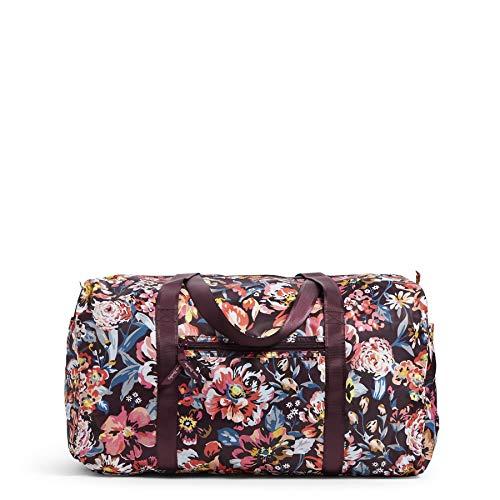 Vera Bradley Women's Packable Duffle Bag, Indiana Blossoms Hawaii