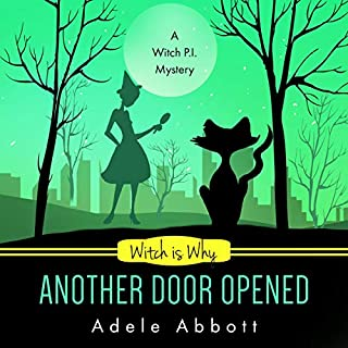 Witch Is Why Another Door Opened cover art