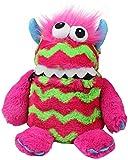 Worry Monster Los niños de los niños se preocupan Monstruo Peluche Suave Juguete con la Boca de Zip Up Come la preocupación