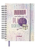 Finocam Agenda 2021 2022 1 Día página Septiembre 2021, Agosto 2022 12 meses 4º, 155x217 Talkual Planes Español