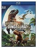 Sur la terre des dinosaures, le film 3D [Blu-Ray]+[Blu-Ray 3D] [Region B] (Audio...