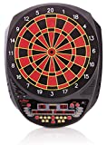 Best Electronic Dart Boards - Arachnid Inter-Active 6000 Tournament-Size Electronic Dartboard Features 27 Review