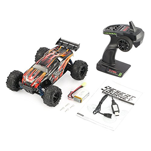 Liobaba for PXtoys 9302 1/18 4WD RC Off-Road Buggy Vehicle High Speed Racing RC Car for Pioneer RTR Monster Truck Toy Gift