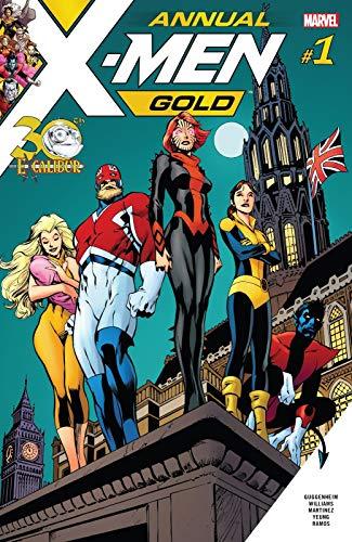 X-Men Gold 2017 (English Edition)