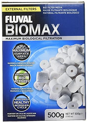 Fluval Elemento para Carga Biológica Biomax, 500 grs
