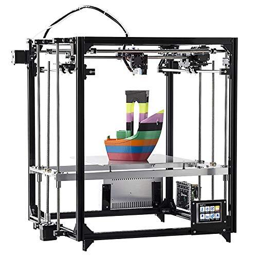 Impresora 3D con Pantalla Táctil, Plaza DIY Kit De Pantalla Táctil ...