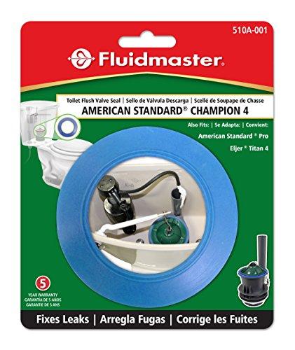 Fluidmaster 510A-001-P10 American Standard and Eljer Replacement Flush Valve Seal, Blue
