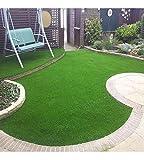 Zoom IMG-2 prato sintetico finta erba tappeto