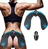 Ben Belle Abs Stimulator Hips Trainer,Electronic Hip Trainer,Smart Training Wearable Muscle Toner,Hip Trainer for Men Women