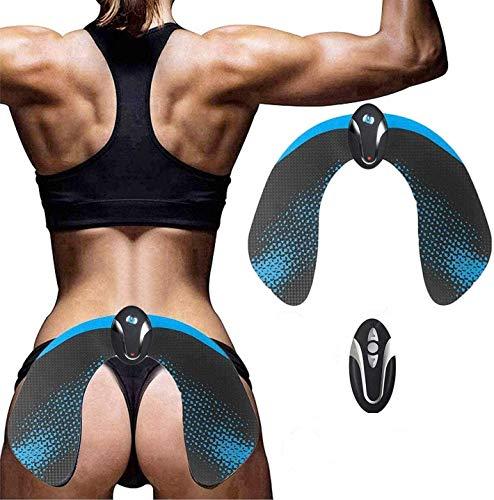 Ben Belle Abs Stimulator Hips Trainer,Electronic Hip Trainer,Smart Training Wearable Muscle Toner,Hip Trainer for Men Women