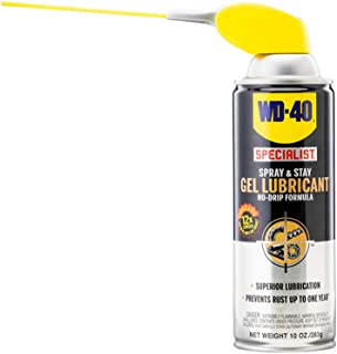 WD-40 SpecialistProtective White Lithium Grease Spray with SMART STRAWSPRAYS 2 WAYS, 10 OZ