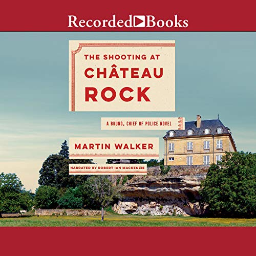 The Shooting at Chateau Rock audiobook cover art