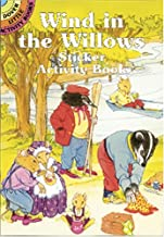 Wind in the Willows Sticker Activity Book (Dover Little Activity Books)