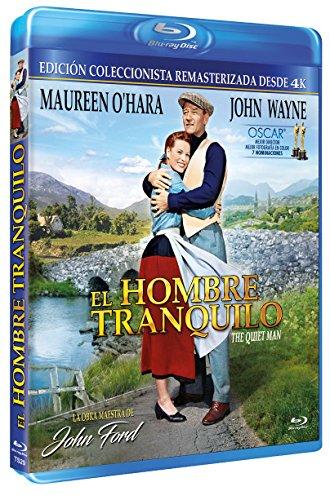 El Hombre Tranquilo/ The Quiet Man [Blu-ray]