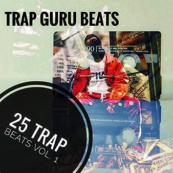 25 Trap Beats, Vol. 1