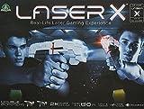 Giochi Preziosi X, Indoor e Outdoor con 2 Laser Blaster, 2 Ricevitori, Luci e Suoni, Confezione Sostenibile, Multicolore, LAE00110