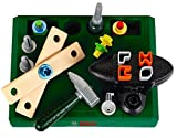 Theo Klein-8700 Bosch Mi Primer Banco De Trabajo, Juguete, Multicolor (8700)