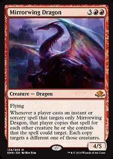 Magic: the Gathering - Mirrorwing Dragon (136/205) - Eldritch Moon - Foil
