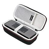 LTGEM Hard Case for Bose SoundLink Mini II Limited Edition or Bose SoundLink Mini Bluetooth Portable Wireless Speaker