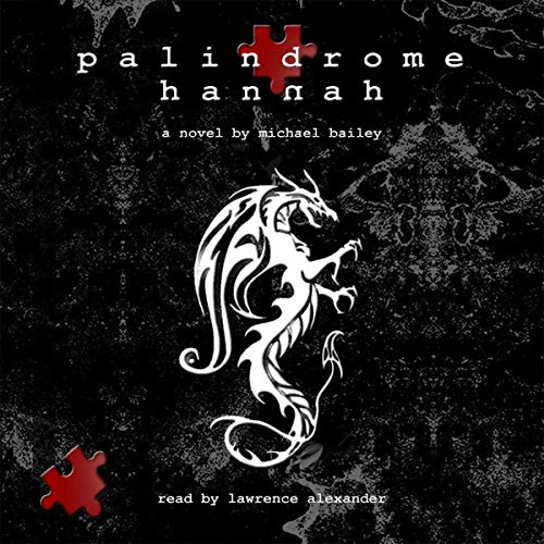 Palindrome Hannah audiobook cover art