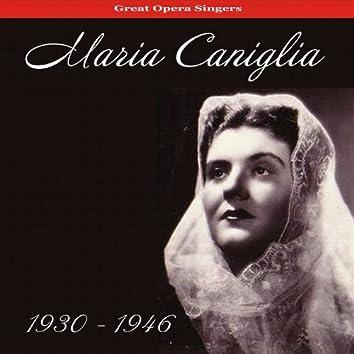 Soprano Arias (1930-1946)