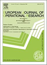 A new relaxation method for the generalized minimum spanning tree problem [An article from: European Journal of Operational Research]