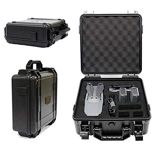 Absir Pro Waterproof Carrying Case for Mavic Platinum/DJI Mavic Pro Mavic Fly More Combo