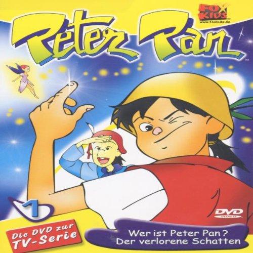 Peter Pan Folge 01- Wer ist Peter Pan? / Der verlorene Schatten
