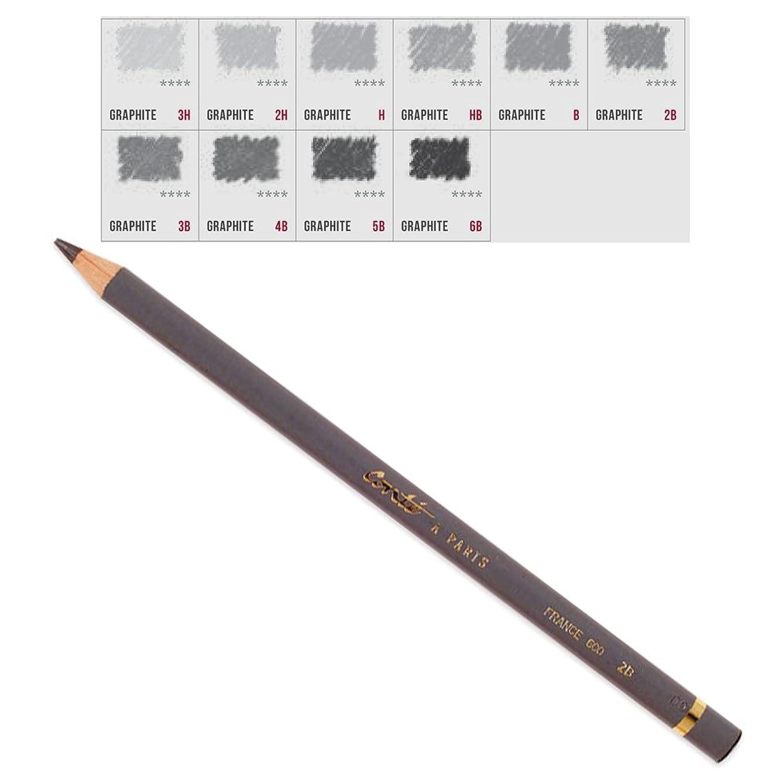 Conté à Paris Graphite H Sketching Pencil