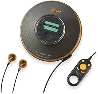 Sony D-NE320PSBLK Psyc MP3/ATRAC CD Walkman (Black)