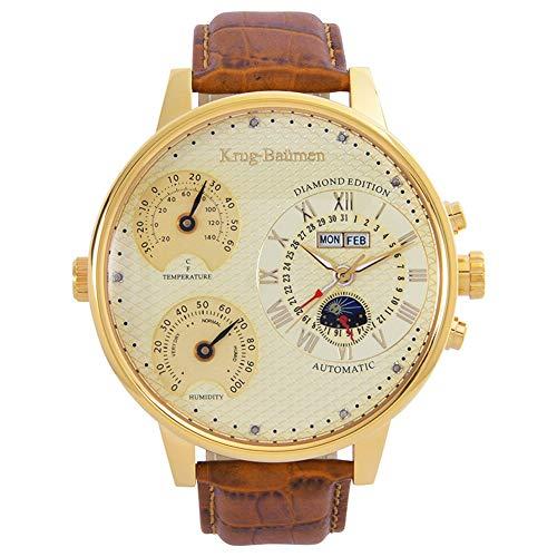 Krug-Baumen KBW-200-14 Herren Armbanduhr