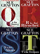 Four Sue Grafton Novels (A Kinsey Millhone Novel Book 20) (English Edition)