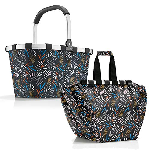 Reisenthel - Cesta de la compra, cesta plegable, cesta de la compra, cesta de pícnic, cesta plegable (Autumn 1)