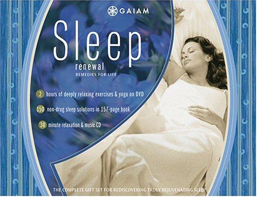 Sleep Renewal: Remedies For Life [Edizione: Regno Unito]