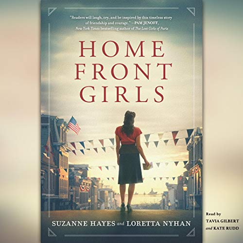 Home Front Girls audiobook cover art
