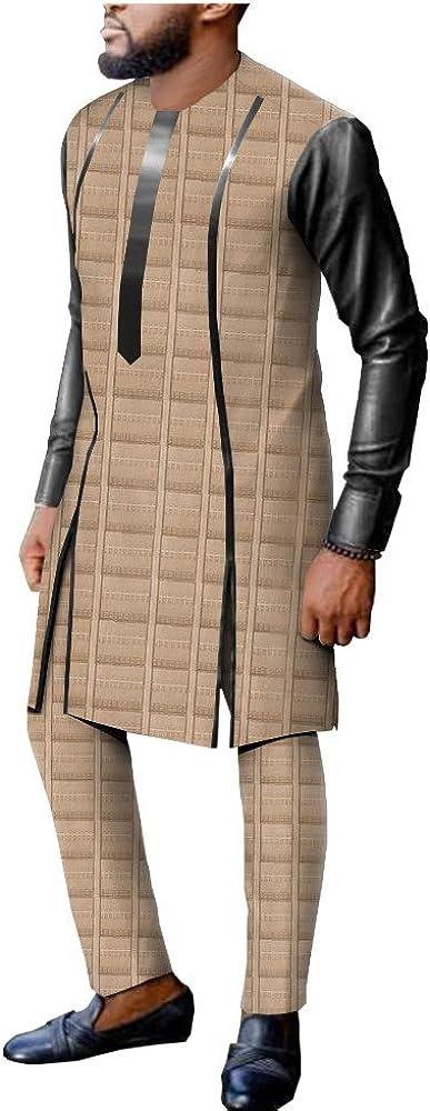Men Casual Jacquard Bazin Max 63% OFF Popular standard African Dashiki Clothing Jacket Coats