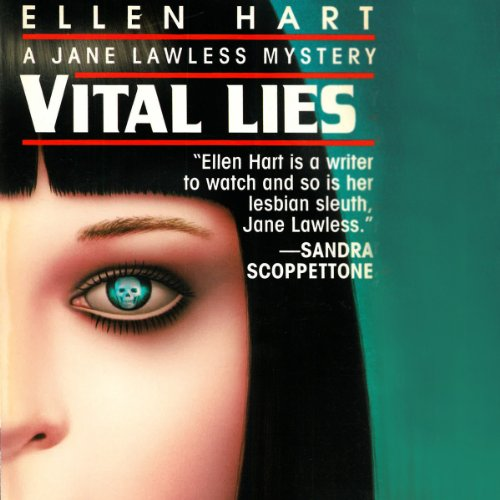 Vital Lies audiobook cover art